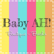 Brechó Infantil - Baby AH!