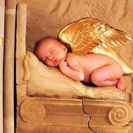 Brechó Infantil - Reservado para seu anjinho